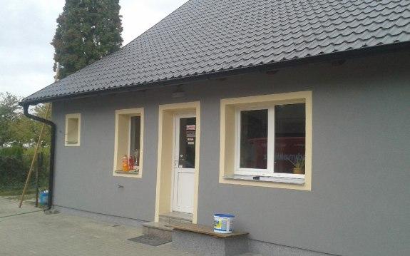 Zateplení domu Stádlo