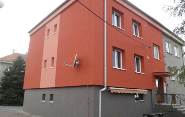 Zateplení bytového domu Žerotín