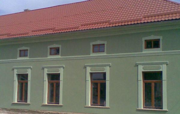 Rekonstrukce fasády Hnojice