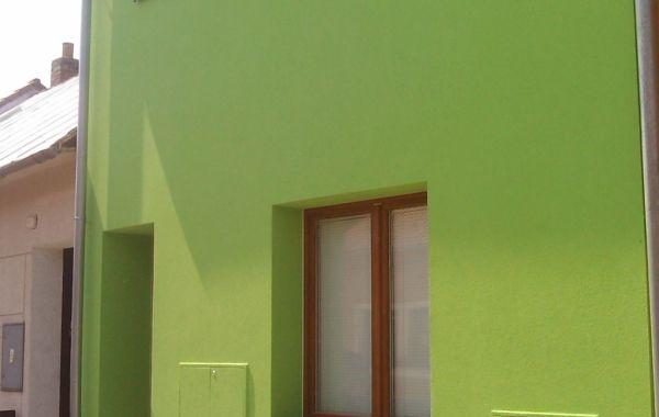 Zateplení fasády Velká Bystřice